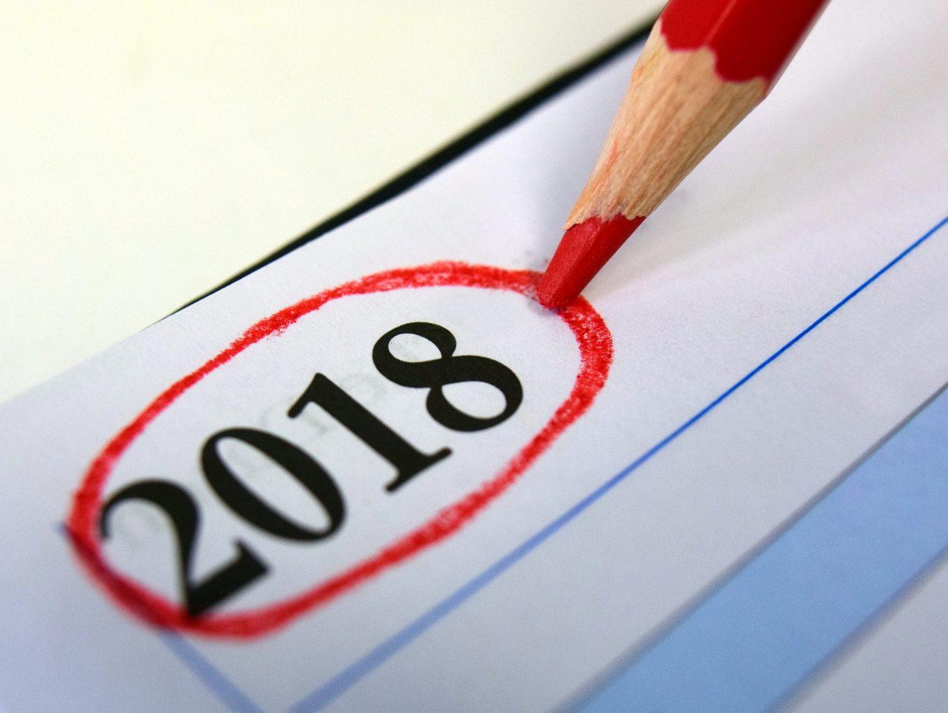 Terminy dla spółek z o.o. – Sprawozdanie Finansowe 2018